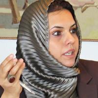 Zahra' Langhi